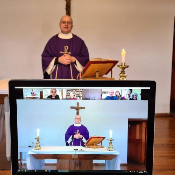 Livestream at St Francis
